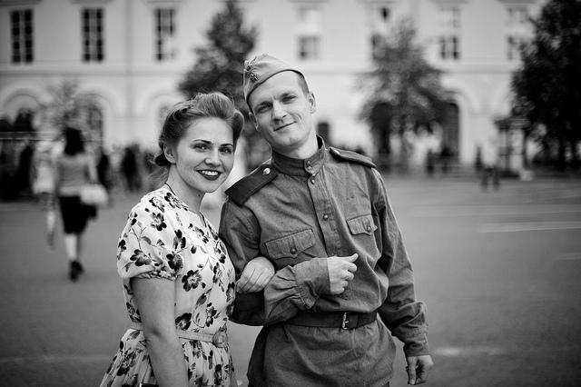 A  Film production @ Teatralnaya Square