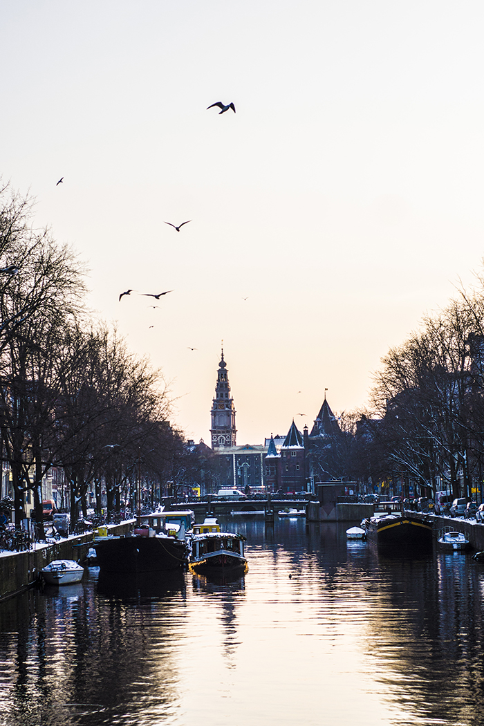 Winter Amsterdam, The Netherlands