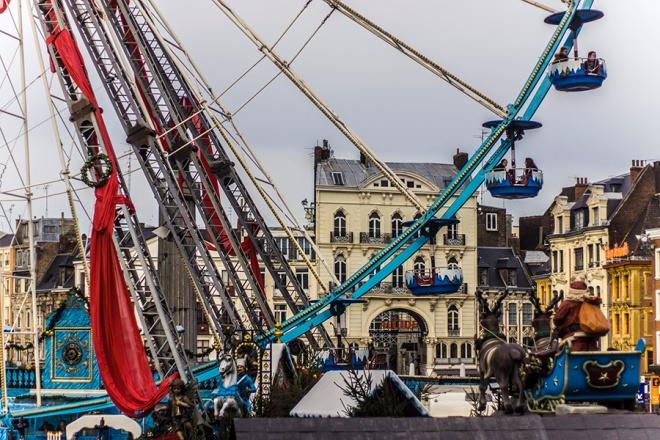 Lille -  Ferris Wheel