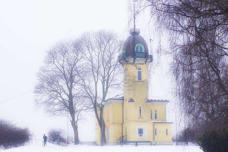 Sankt Hanshaugen Park Tower