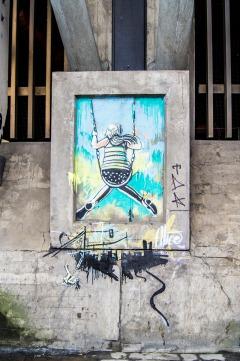 graffiti by Alice in Oslo