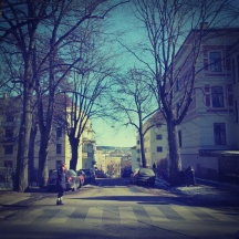 Oslo, mars 2013