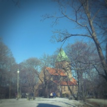 Old Aker Church - Oslo