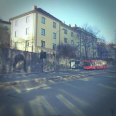Alexader Kiellands Plass Buss-stopp
