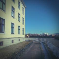 my neighborhood, Oslo - 2013