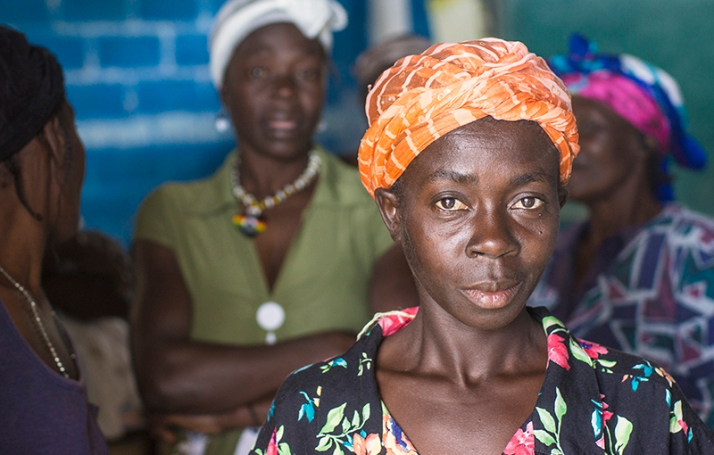 Faces of Haiti