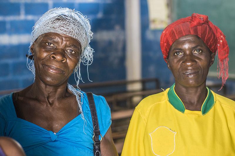 Haitian smiles