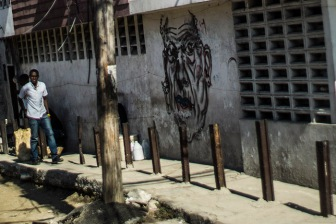 graffiti, port-au-prince street art