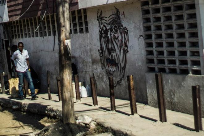 graffiti, port-au-prince street art