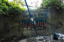 haiti graffiti