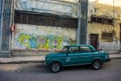 жигули на Кубе
