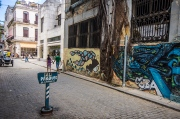 street art in Havana