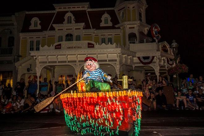 Disney World Orlando - Magic Kingdom Parade