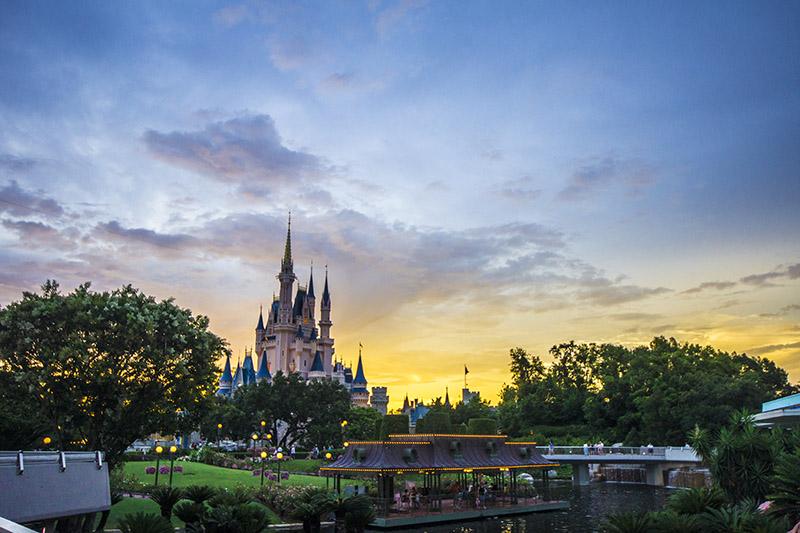 Disney World Orlando Cinderella's Castle