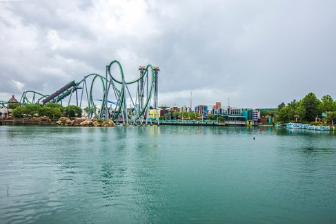 Universal Isles Of Adventure Rides