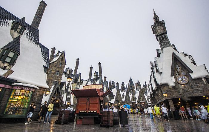 Universal Isles Of Adventure - Wizarding World of Harry Potter