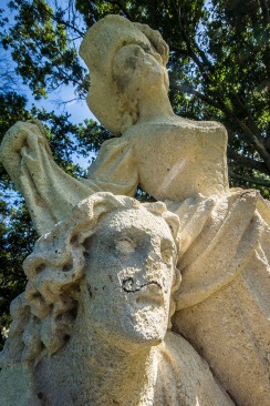 Statues in St Petersburg - Florida