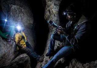 cave exploration
