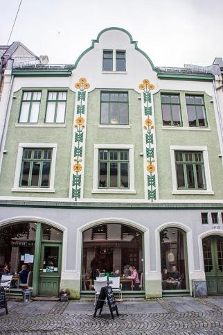 Jugendstil - Ålesund - Norway 2013