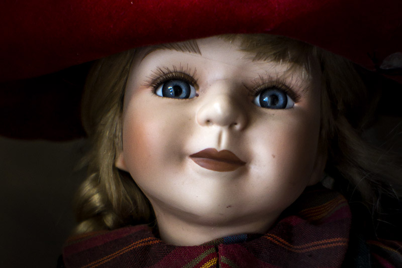 victorian doll