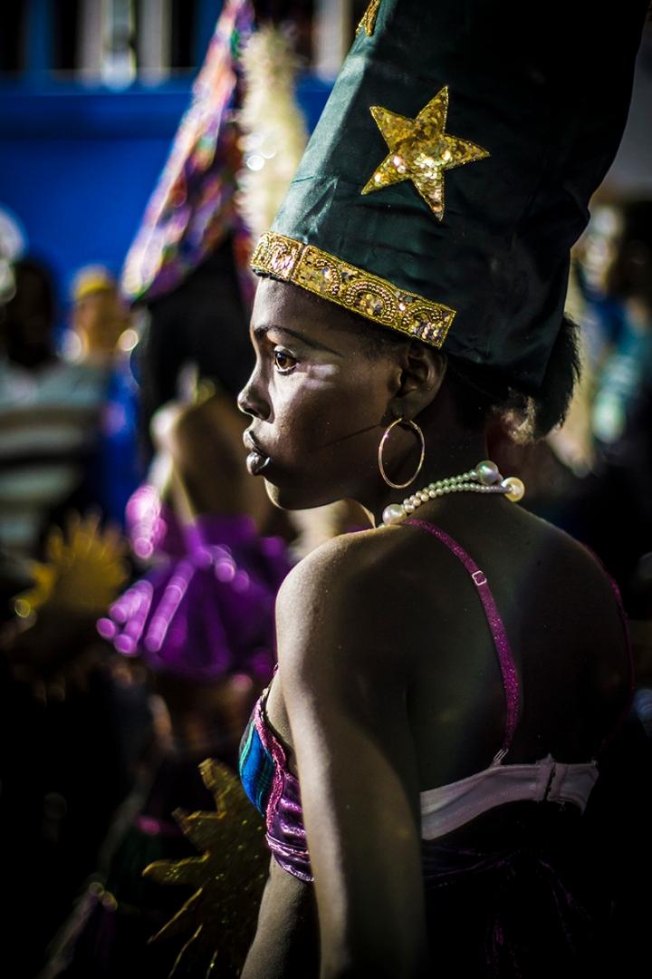 kanaval girl costume haiti