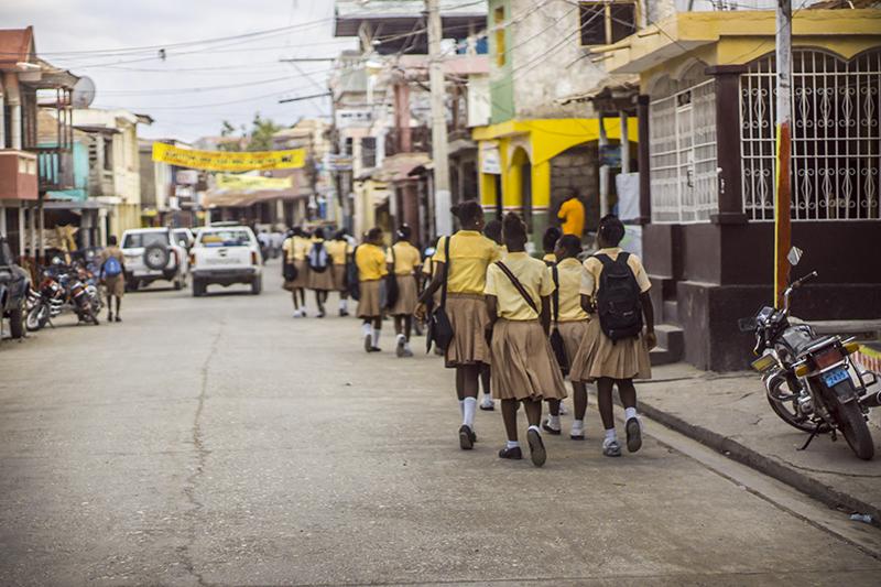 after school in jeremie