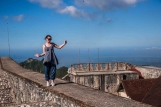 Balancing on la citadelle