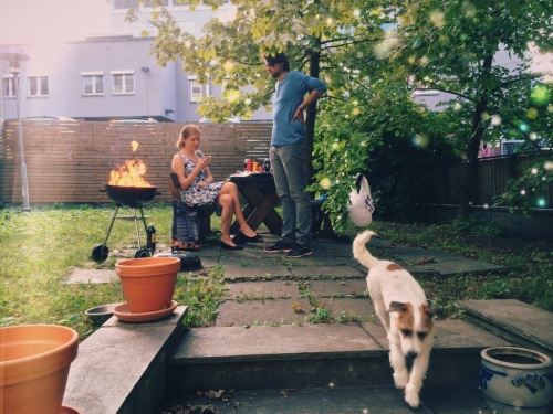 Oslo+summer=BBQ