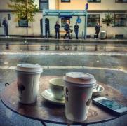 Coffee from Kaffebrenneriet/Torshov