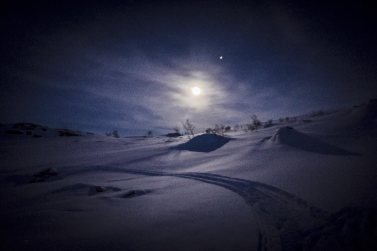 Stilla, Finnmark, Norway
