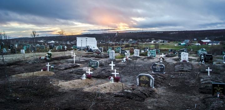 Kautokeino Cemetery