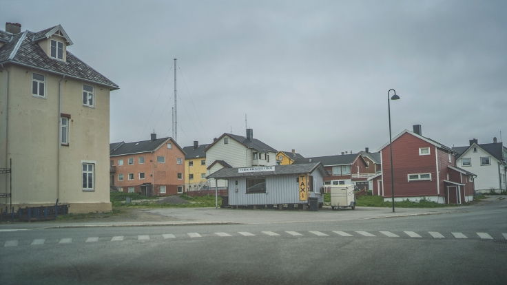 Welcome to Vardø town