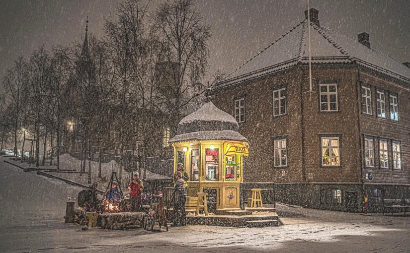 Løkkekiosken in Tromsø