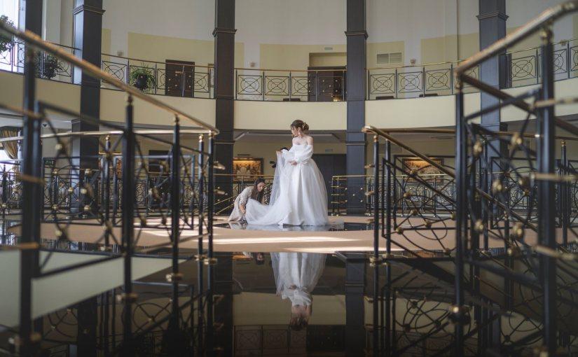 Wedding in Ulyanovsk