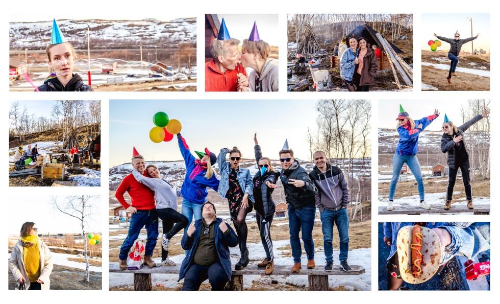 birthday party, liza 2020